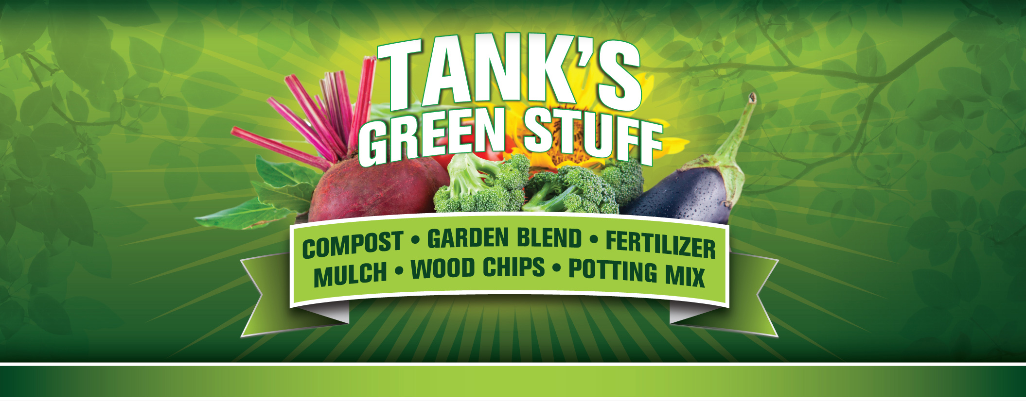 Why Tank's? - Tank's Green Stuff